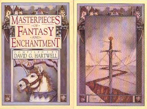 Masterpieces of Fantasy and Enchantment wraparound