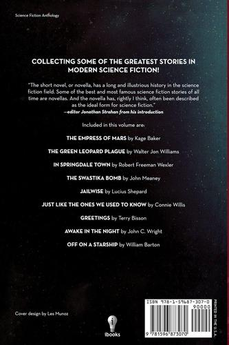 Modern Greats of Science Fiction Nine Novellas of Distinction-back-small