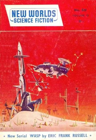 New Worlds Science Fiction 69 March 1958-small