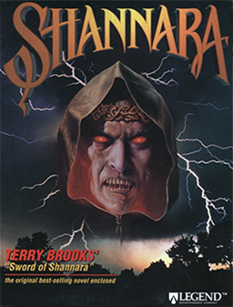 Now maybe we can get a Shannara video game. I played through this twice on my DOS PC in the day.