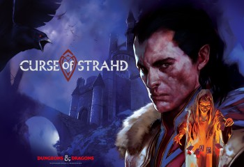 Dungeons & Dragons returns to the Ravenloft setting with Curse of Strahd.