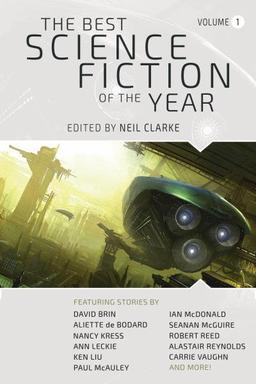 The Best Science Fiction of the Year Neil Clarke-small