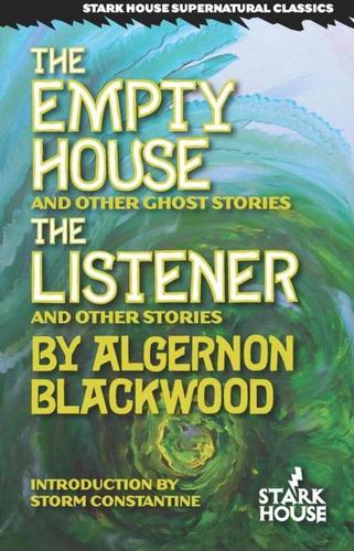 The Listener and Other Stories Stark House-small