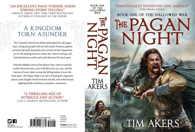 The Pagan Night-small