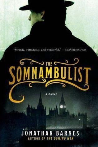 The Somnambulist Jonathan Barnes-small