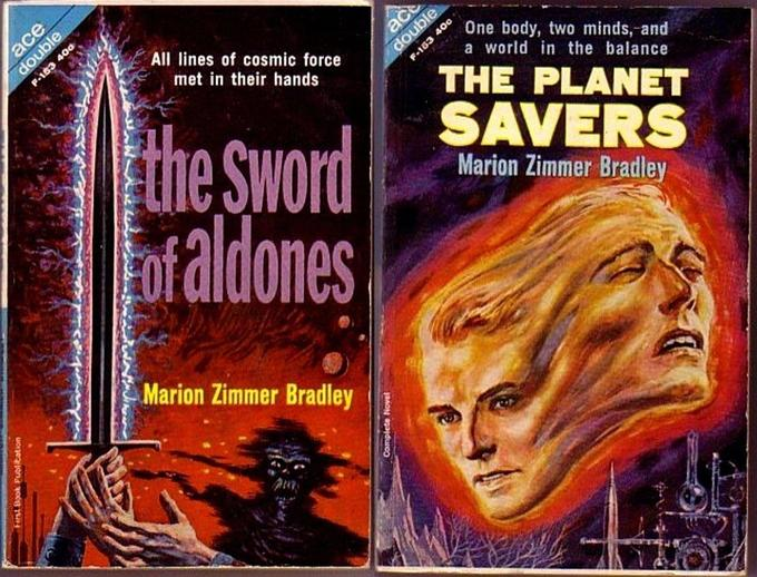 The Sword of Aldones and The Planet Savers-small