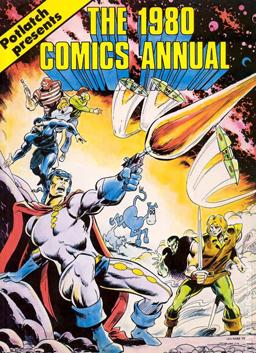 The 1980 Comics Annual