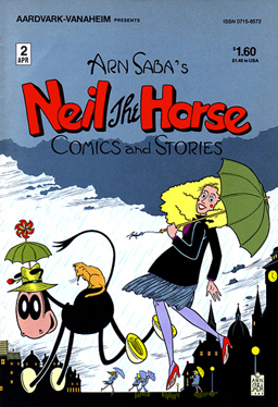 Neil the Horse #2
