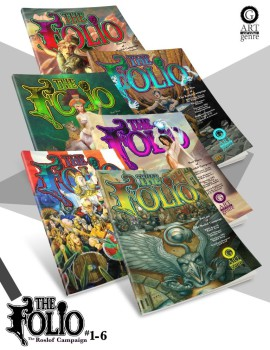 Folio 1-6 once again available in print!