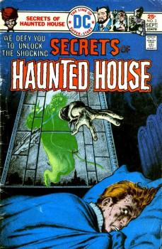 haunted house secrets