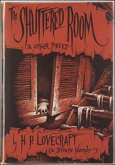 lovecraft shuttered room