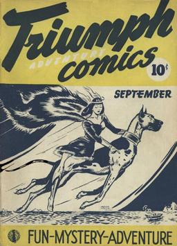 Triumph-Adventure Comics 2