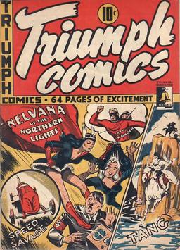 Triumph Comics 7