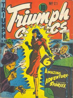 Triumph Comics 21