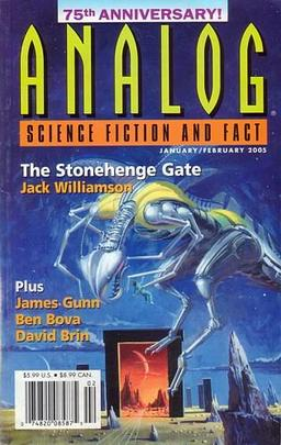Analog Science Fiction January February 2005-small