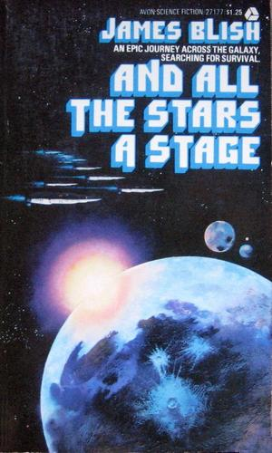And All the Stars a Stage James Blish-small