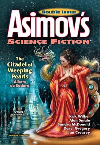 Asimov's Science Fiction October November 2015-mid