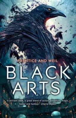 Black Arts Andrew Prentice-small