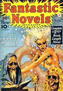 Fantastic Novels The Snake Mother-small