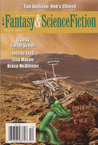 Fantasy and Science Fiction November December 2015-mid