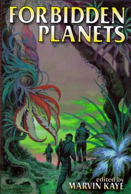 Forbidden Planets Marvin Kaye-small