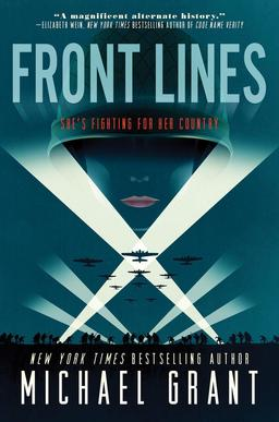 Front Lines Michael Grant-small