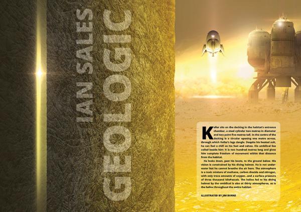 Interzone 262 Geologic