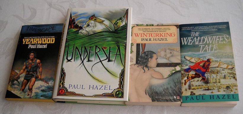 Paul Hazel fantasy collection-small