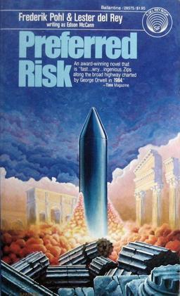 Preferred Risk Pohl del Rey-small