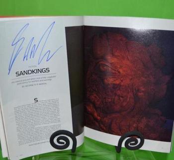 """""""Sandkings"""" in Omni Magazine, August 1979. Art by Ernst Fuchs"""