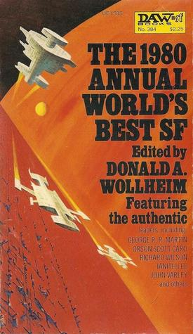 The 1980 Annual World's Best SF Donald A. Wollheim-small