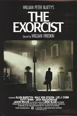 The Exorcist poster-small
