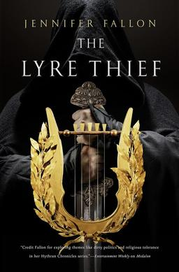 The Lyre Thief Jennifer Fallon-small