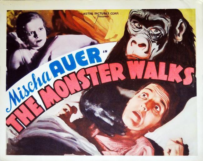 The Monster Walks-small