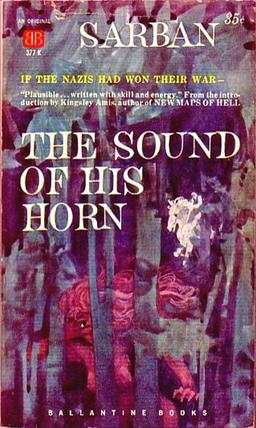 The Sound of His Horn Sarban-small