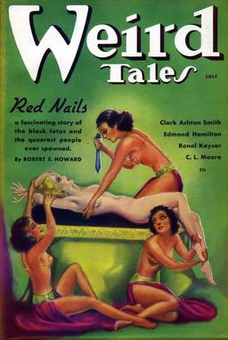 Weird Tales July 1936 Red Nails-small