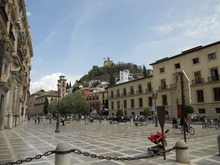 Alhambra tower