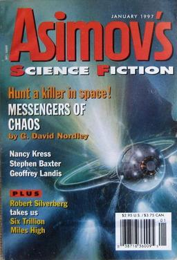 Asimov's Science Fiction January 1997-small