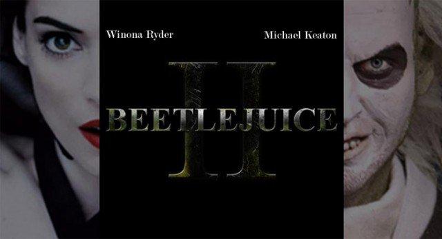 Beetlejuice II