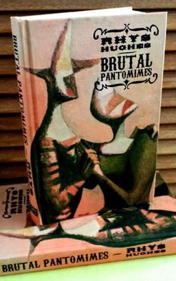 Brutal Pantomimes Rhys Hughes-small
