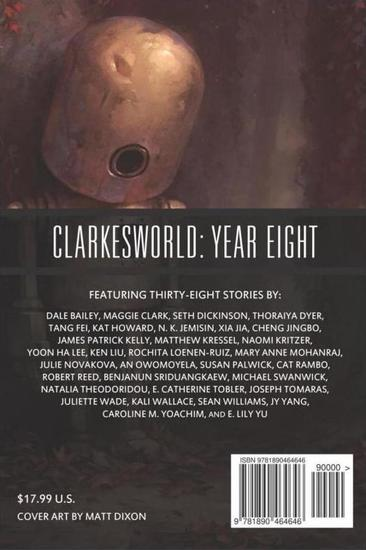 Clarkesworld Year Eight back-small