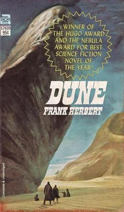 Dune Frank Herbert-small