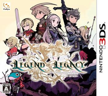 Legend of Legacy 3DS-small