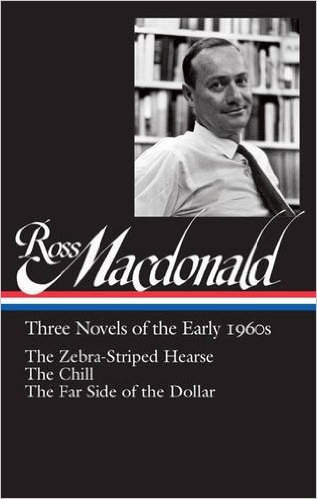 Ross Macdonald Three Novels of the Early 1950s-small