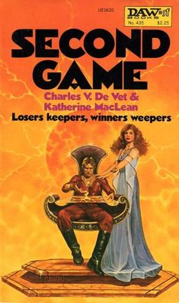 Second Game Charles V. De Vet Katherine MacLean-small