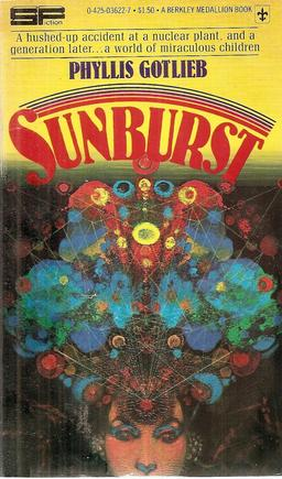 Sunburst Phyllis Gotlieb-small
