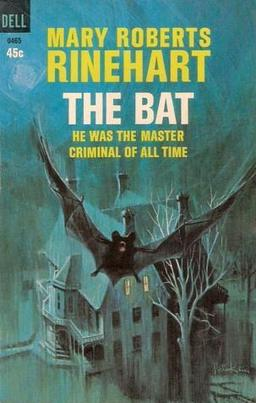 The Bat Mary Roberts Rinehart-small