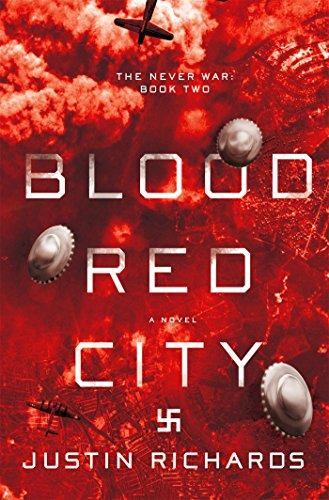 The Blood Red City-small