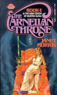 The Carnelian Throne Baen-small