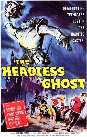 The Headless Ghost 1959-small